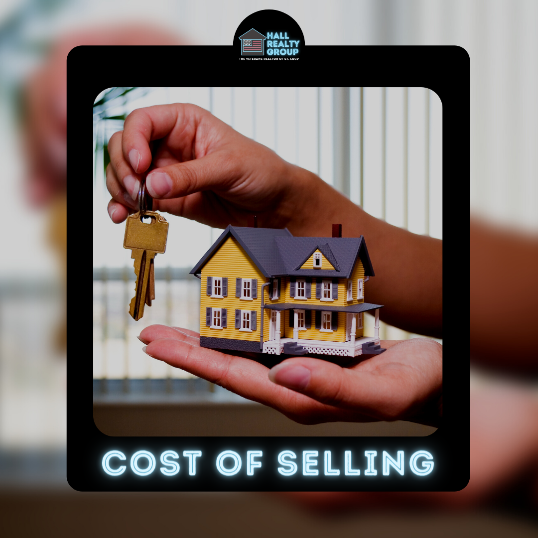 Cost Of Selling