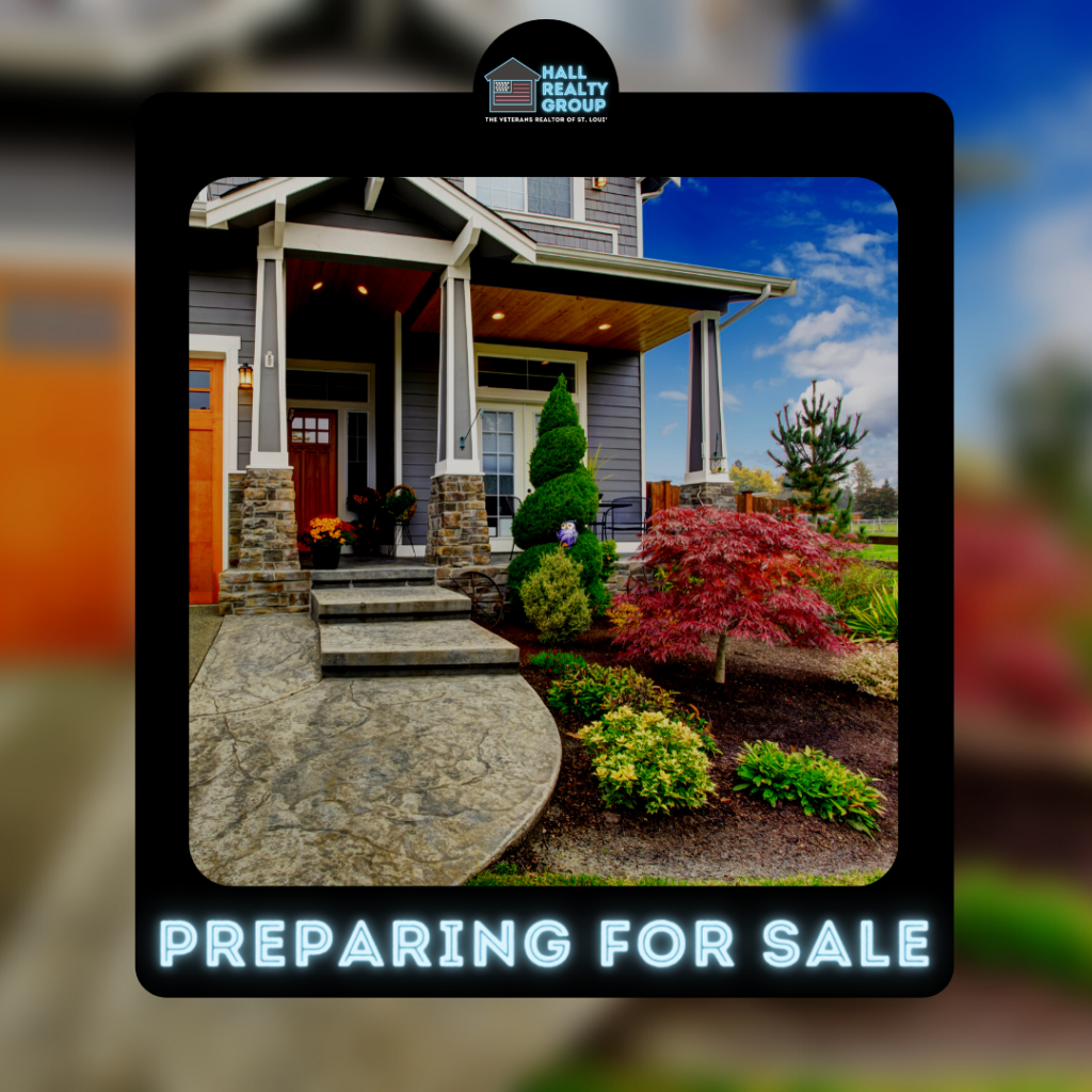 Hall Realty Group Blog - Preparing For Sale