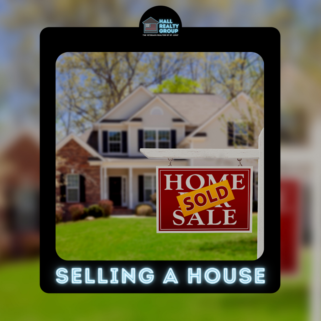 Hall Realty Group Blog - Selling a House